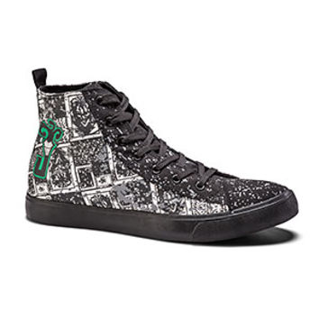 Joker High-Top Sneakers