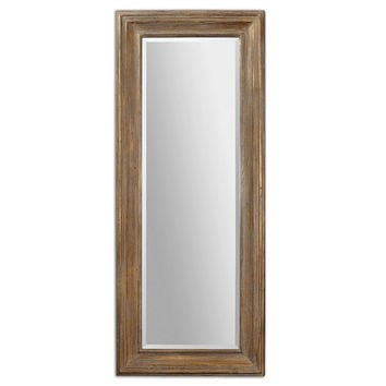 Uttermost Filiano Wood Floor Mirror - 13849