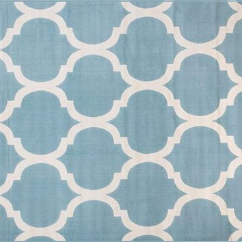 Stanley Area Rug BLUE