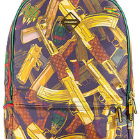 The Designer Guns Backpack in Multi