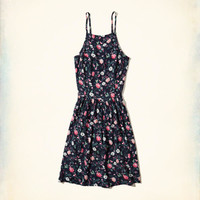 Girls Cutout Knit Dress | Girls New Arrivals | HollisterCo.com