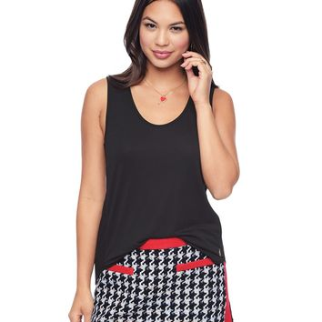 Essential Knit Tank by Juicy Couture,