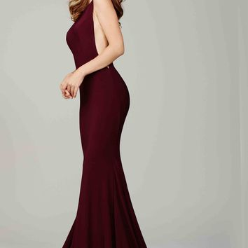 Long Fitted Jovani Dress 37592