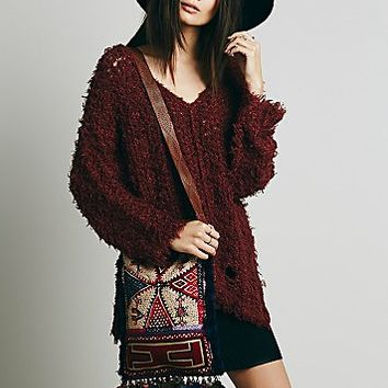 Free People Womens Astella Shoulder Bag