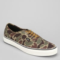 Vans Authentic Camo Sneaker