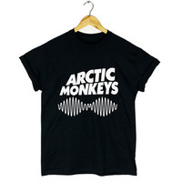 ARCTIC MONKEYS TSHIRT ALBUM ROCK MUSIC DOPE SWAG NEW ALBUM MENS WOMENS