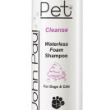 John Paul Pet Waterless Shampoo Cats & Dogs 8.5 oz