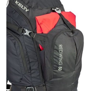 Kelty Redwing 50 Trail Hiking Camping Backpack Daypack Black NEW 2016