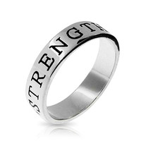 Bling Jewelry Proud Strength Ring