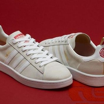 "ADIDAS Originals CAMPUS CNY Retro Sneaker ""Beigen""DB2568"