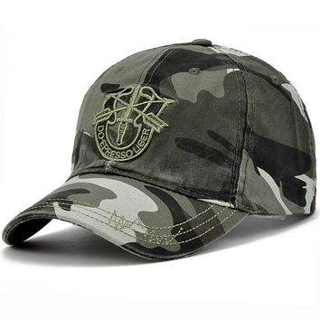 Camo Baseball Cap Men army cap Dad hat for men commando Snapback cap hip hop Summer women trucker hat bone masculino petten toca