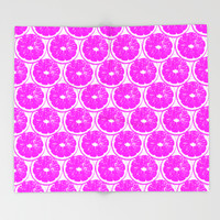 It's only a pop thing Throw Blanket by Octavia Soldani | Society6