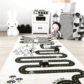 Baby Play Mat Children Adventure Game Playmats Kids Play Gym Rug Carpet Best Baby Toys