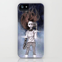 loneliness & my near-complete life iPhone & iPod Case by Rouble Rust