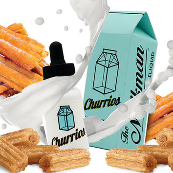 Churrios - The Milkman E Liquid