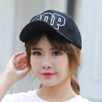 Women Net Yarn Sequin Sparkling Fashion Casual   Baseball Cap Hip Hop Hats fitted hats snapback caps  bling cap new  hat