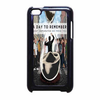 A Day To Remember Sand Watch Master iPod Touch 4th Generation Case