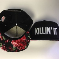Killin' It Snapback 2.0 - Paper Alligator