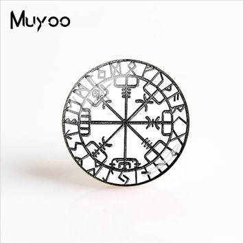 2018 New Viking Odin Symbol Glass Dome Jewelry Satanic Sigil Of Lucifer Baphomet Lilith Pentagram Art Photo Cabochon