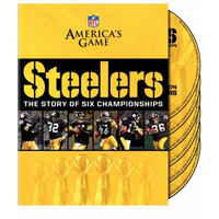 Nfl America's Game Pittsburgh Steelers Story Of 6 Championships