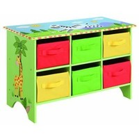 Teamson Sunny Safari 5 drawer cabinet