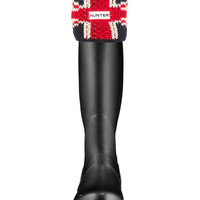 Original Brit Cuff Welly Socks | Hunter Boot Ltd