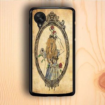 Dream colorful Victorian Alice Nexus 5 Case