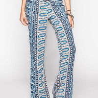 Billabong Happy Ness Womens Beach Pants Blue  In Sizes