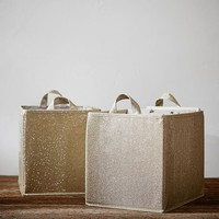 The Emily & Meritt Glitter Storage Bin