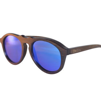 Be You - Bamboo Sunglasses