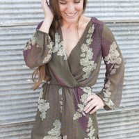 There For You Romper - Shop Lizard Thicket