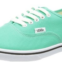 Vans - Unisex Authentic Lo Pro Shoes In Mint Leaf/, Size: 7 D(M) US Mens / 8.5 B(M) US Womens, Color: mint leaf/