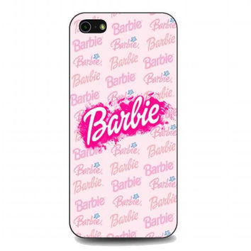 ARTWORK-Barbie For iphone 5 and 5s case
