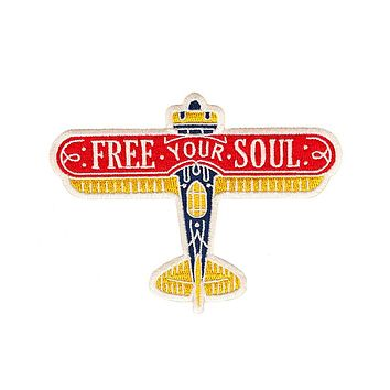 Free Your Soul Patch