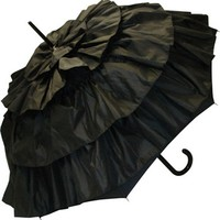 Guy de Jean Can Can Full Umbrella - Raindrops Umbrellas & Rainwear Canada