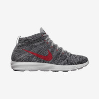 The Nike Lunar Flyknit Chukka Men's Shoe.