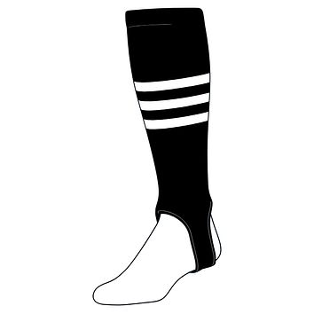 4 inch baseball stirrup (Pattern B)