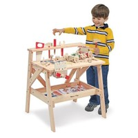 Melissa & Doug Wooden Project Workbench