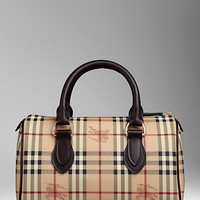 Medium Haymarket Check Bowling Bag