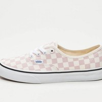 Vans Authentic-(Chkr)Chalk Pink
