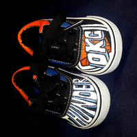 OKC Thunder Baby Shoes