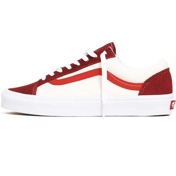 Retro Sport Style 36 Sneakers Biking Red / Poinsettia