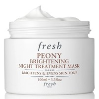 Fresh® Peony Brightening Night Treatment Mask | Nordstrom