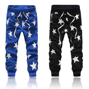 American Fashion Male Stars Sport Pants = 5710897217