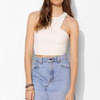 Urban Renewal Denim Mini Skirt - Urban Outfitters
