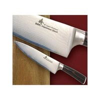 "Buy 8"" Chef Damascus Knife - Zhen at Japan Woodworker"
