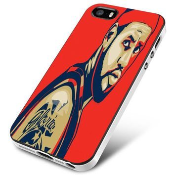 LeBron James anime iPhone 5 | 5S | 5SE Case Planetscase.com