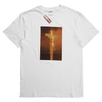 Supreme 17fw Piss Christ Tee White T-shirt - Best Online Sale