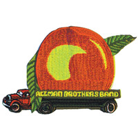 Allman Brothers - Eat A Peach - Patch