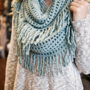 Crisp Mornings Scarf